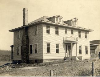 Alvin C. York's house