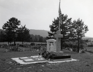 Tomb of Alvin C. York