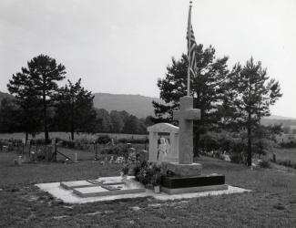 Tomb of Alvin C. York