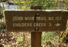John Muir National Recreation Trail