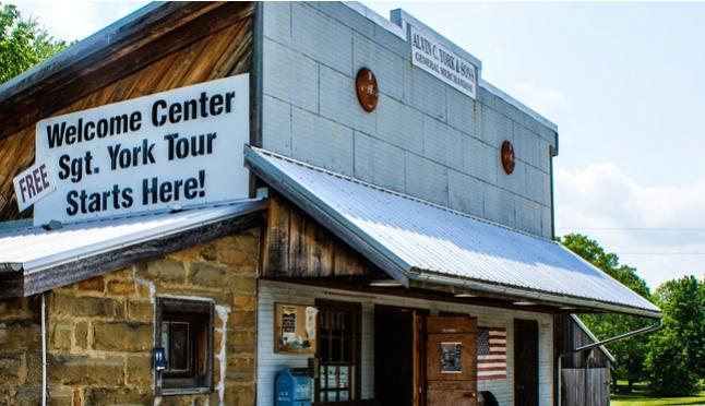 York Park Visitor Center