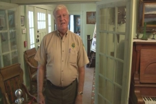 Son retires from family homestead